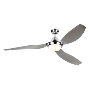 Avvo Max Quicksilver 64-Inch LED Ceiling Fan