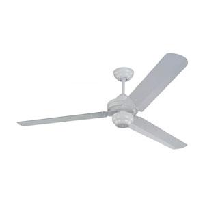 Studio White Energy Star 54-Inch Ceiling Fan