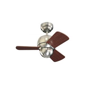 Micro 24 Brushed Steel Ceiling Fan