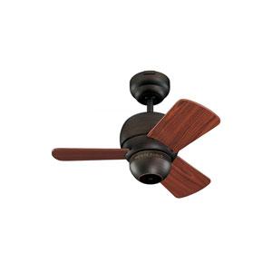 Micro 24 Roman Bronze Ceiling Fan