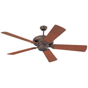 Grand Prix 60-Inch Roman Bronze Energy Star Ceiling Fan