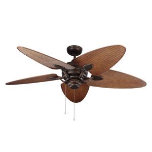 Peninsula Roman Bronze 56-Inch Ceiling Fan