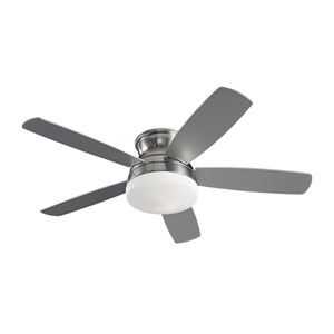 Traverse Brushed Steel 52-Inch Ceiling Fan