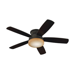 Traverse Roman Bronze 52-Inch Ceiling Fan