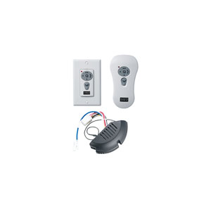 Combo Switch Housing Receiver/Wall and Handheld Transmitter with Reverse and Downlight Control