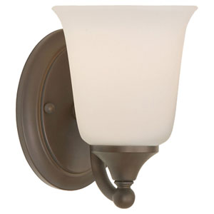 Claridge Oil Rubbed Bronze Vanity Fixture