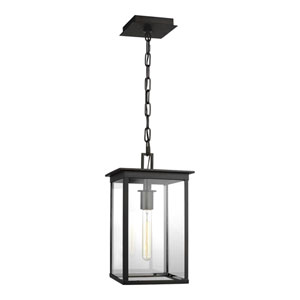 Freeport Heritage Copper Black One-Light Outdoor Pendant
