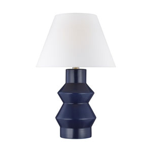 Abaco Indigo 19-Inch LED Table Lamp Title 24