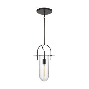 Nuance Aged Iron 11-Inch One-Light Pendant