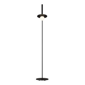 Nodes Midnight Black LED Floor Lamp