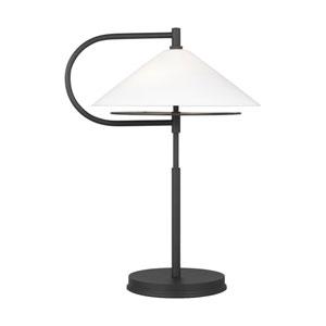 Gesture Midnight Black Table Lamp