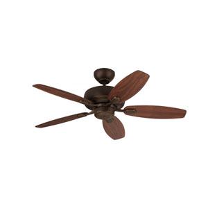 Centro Max II Roman Bronze 44-Inch Ceiling Fan