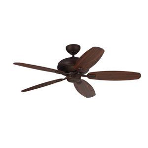 Centro Max Roman Bronze 52-Inch Ceiling Fan