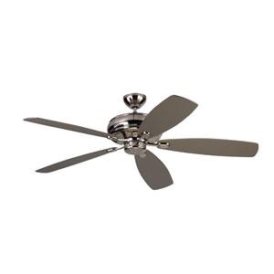 Embassy Max Polished Nickel 60-Inch Ceiling Fan