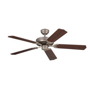 Homeowner Max Brushed Pewter 52-Inch Ceiling Fan