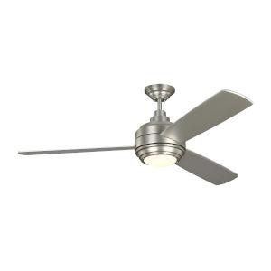 Aerotour Satin Nickel 56-Inch LED Ceiling Fan