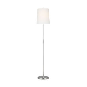 Beckham Classic Polished Nickel 66-Inch LED Table Lamp