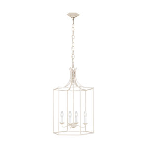 Bantry House Blush 17-Inch Four-Light Title 24 Pendant