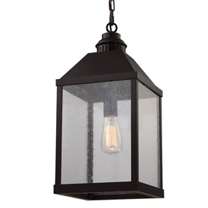 Lumiere Oil Rubbed Bronze One-Light Mini Chandelier