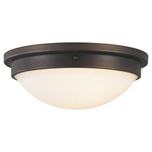 Boulevard Small Flush Ceiling Light