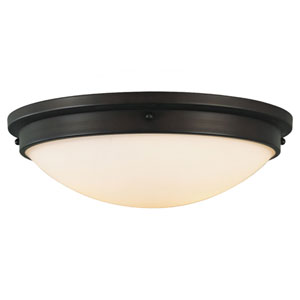 Boulevard Large Flush Ceiling Light
