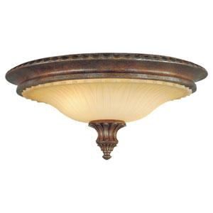 Stirling Castle Flush Ceiling Light