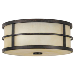 Fusion Flush Ceiling Light