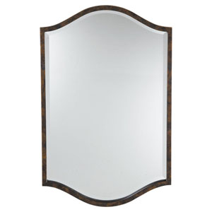 Drawing Room Walnut Mirror