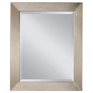 Galaxy Silver Leaf Mirror