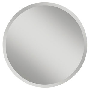 Infinity Round Mirror