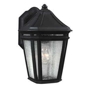 Londontowne Black One-Light Outdoor Wall Sconce