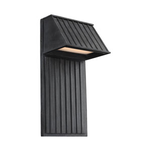 Tove Dark Weathered Zinc Medium LED Low Voltage Outdoor Sconce