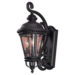 Castle Black Outdoor Lantern