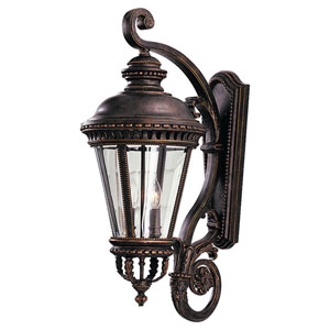 Castle Grecian Bronze Outdoor Lantern