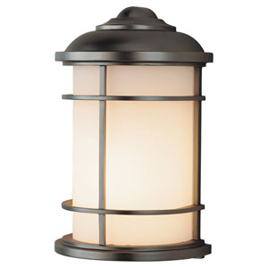 Lighthouse Flush to Wall Sconce
