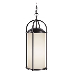 Dakota Espresso One-Light Outdoor Pendant