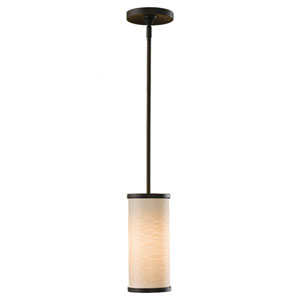 Stelle Oil Rubbed Bronze One-Light Mini Pendant