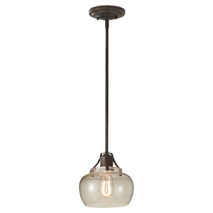 Urban Renewal Rustic Iron Mini Pendant