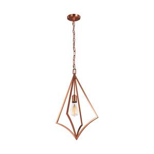 Nico Copper 14-Inch One-Light Pendant