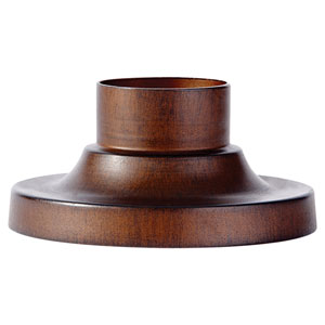 Sorrel Brown 6.75-Inch Pier Mounting Accessory