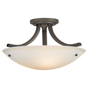 Gravity Semi-Flush Ceiling Light