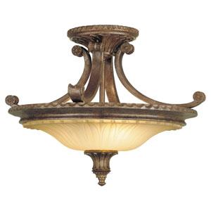 Stirling Castle Semi-Flush Ceiling Light