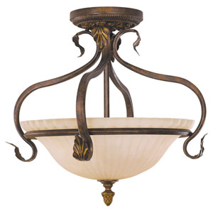Sonoma Valley Semi-Flush Ceiling Light