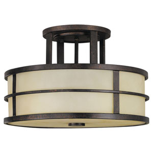 Fusion Semi-Flush Ceiling Light