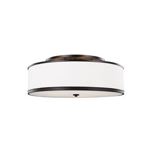 Marteau Oil Rubbed Bronze Five-Light Ceiling Fixture