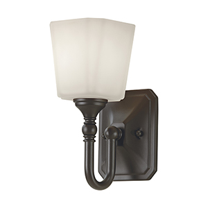 Concord Oil Rubbed Bronze One-Light Wall Sconce