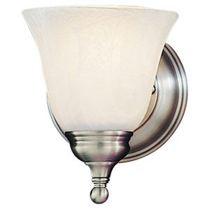 Bristol One-Light Bath Fixture
