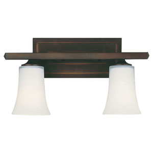 Boulevard Two-Light Bath Fixture