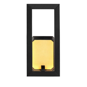 Khloe Oil Rubbed Bronze One-Light 12-Inch LED Bath Fixture