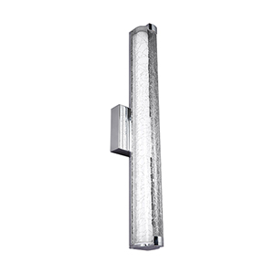 Cutler Chrome 24-Inch LED Vanity